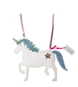 Prancing Unicorn Purse c