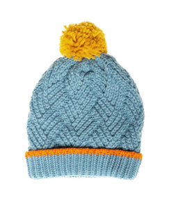Rockahula Cable Knit Bobble Hat
