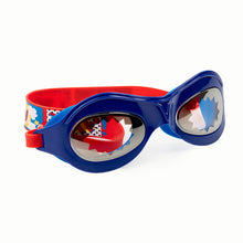 Load image into Gallery viewer, Bling 2.0 Super Dude Blue Goggles