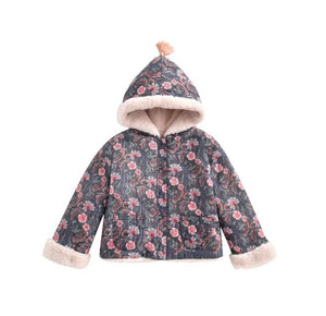 Louise Misha Connie Jacket-Storm Flowers