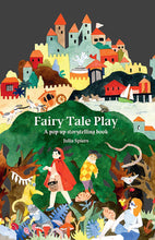 Load image into Gallery viewer, Fairy Tale Play: Pop Up Storytelling Book
