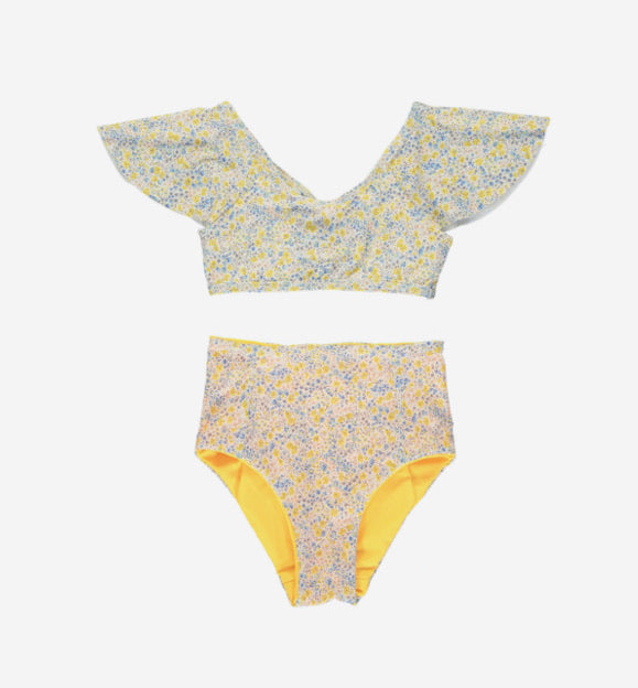 Olivier Bette Bikini-Liberty Phoebe Yellow