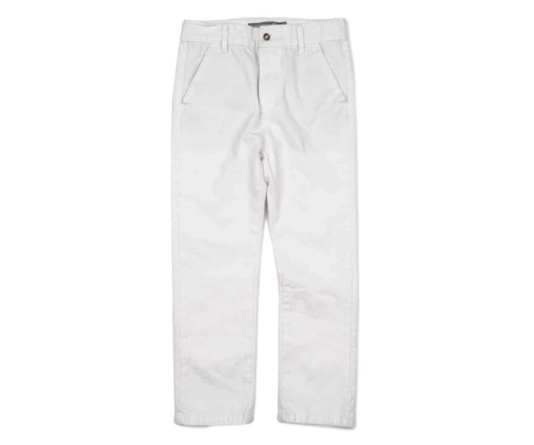 Appaman White Beach Pant