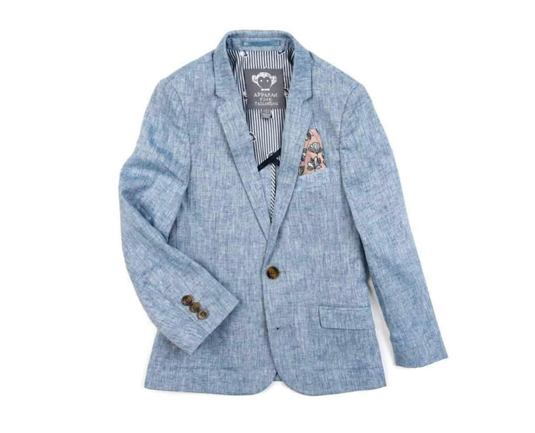 Appaman Dutch Blue Slubs Sports Jacket