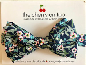 Liberty Bow Tie-Brighton Blossom