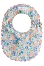 Load image into Gallery viewer, Alimrose Scallop Bib Liberty Blue