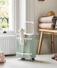 Load image into Gallery viewer, Olli Ella SeeYa Suitcase-Mint