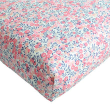 Load image into Gallery viewer, Crib Sheet-Liberty of London Wiltshire Berry