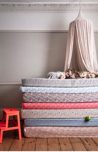 Crib Sheet-Liberty of London Wiltshire Berry