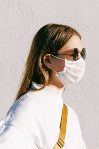 DISPOSABLE MASKS ON OUR PLANET