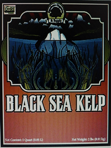Black Sea Kelp 1-1-10 | Organic Liquid Fertilizer