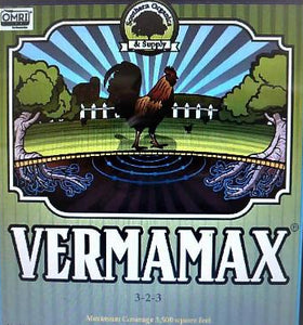 Vermamax Poultry manure  fertilizer 4-4-2 with 9% Calcium label image
