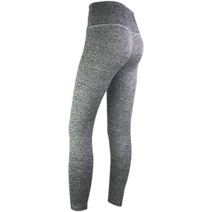 Butt Lifter (Wrinkled) High Waist Leggings