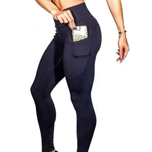 Workout Gym Leggings (with pocket)