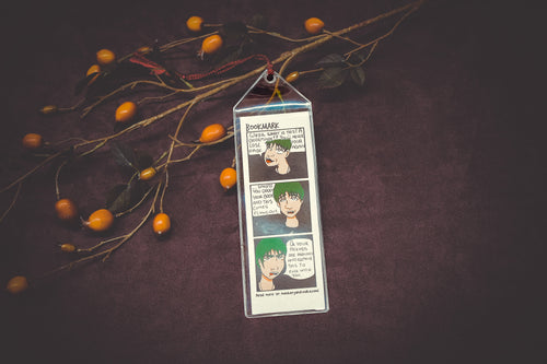 Mockery & Vodka Bookmark