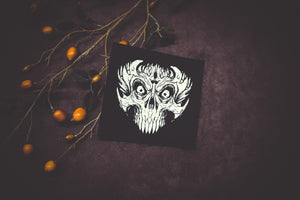 Spike Skull Patch