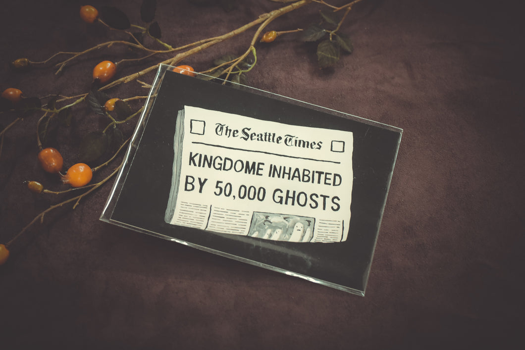 Seattle Times Ghosts