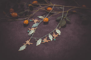 Forest Fairies Necklace