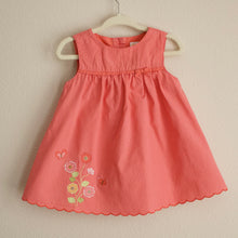Load image into Gallery viewer, Polka Dot Butterfly Dress - 6-12MO