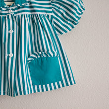 Load image into Gallery viewer, Vintage Stripe Tunic - 18-24MO