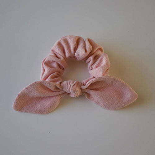 Rose Cotton Scrunchie-B2G1HALFOFF