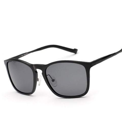 Vintage Square Polarized Sunglasses