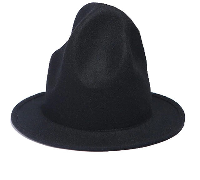 Felt Fedora Top Hat