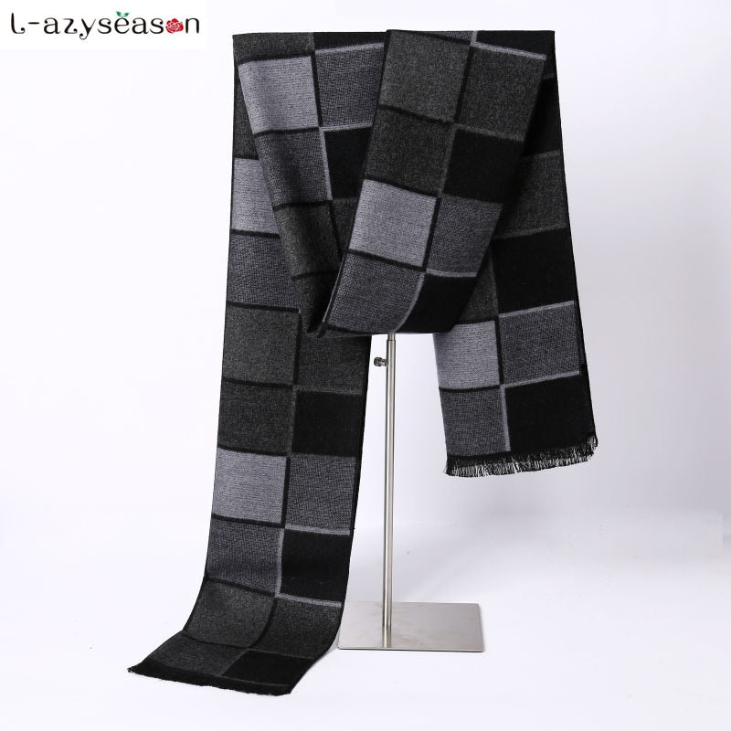 Classic Luxury Winter Scarf