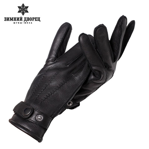 Image of Leather Luxury Gloves
