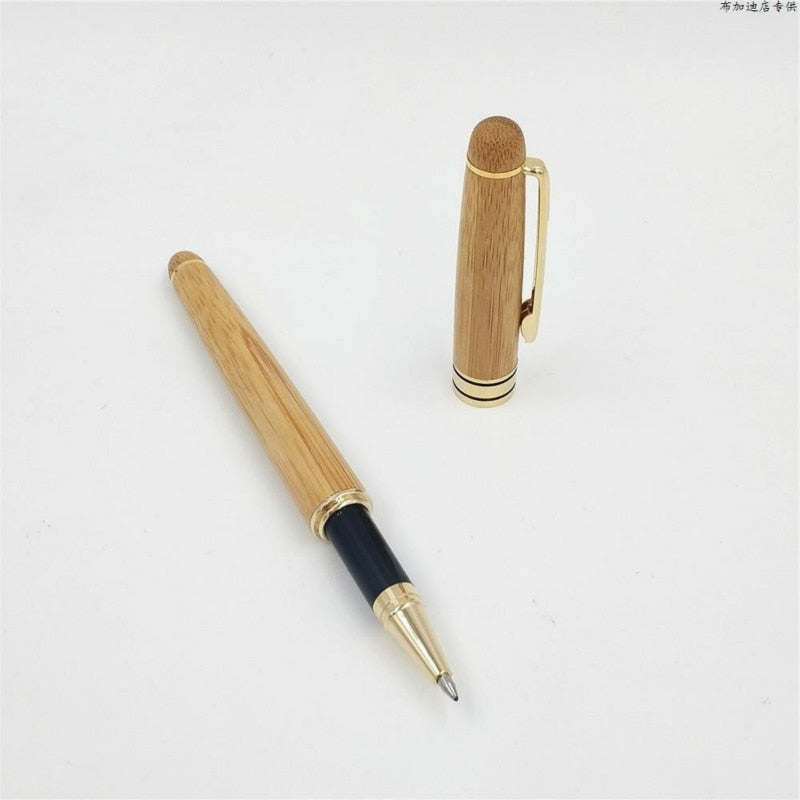 High Quality Wooden Banboo Luxury Ballpoint Pen