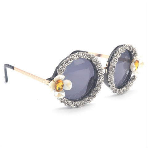 Ladies Luxury Designer Handmade Sunglasses