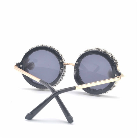 Image of Ladies Luxury Designer Handmade Sunglasses