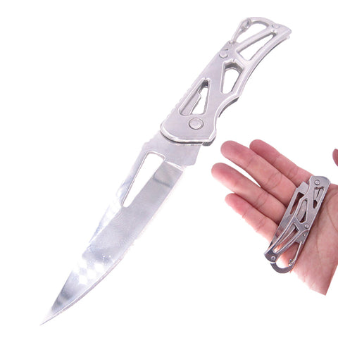 Image of Stainless Steel Foldable Pocket Knife