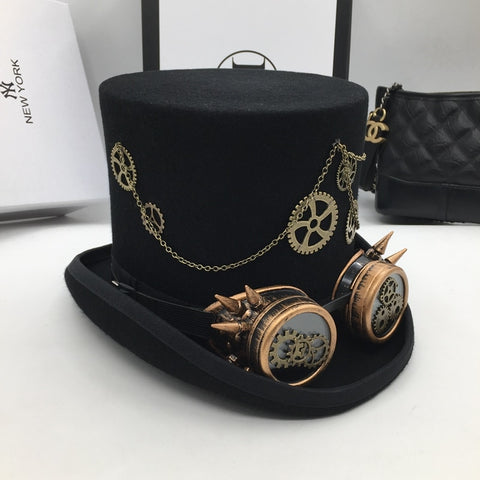 Image of Steam Era Punk Style Hat