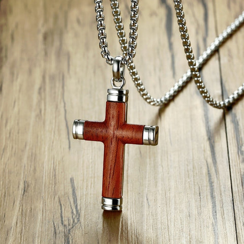 Image of Rosewood Vintage Necklace