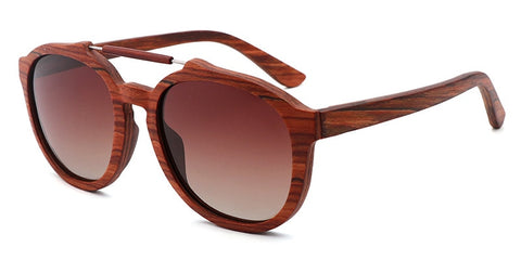 Luxury Wood Sunglasses
