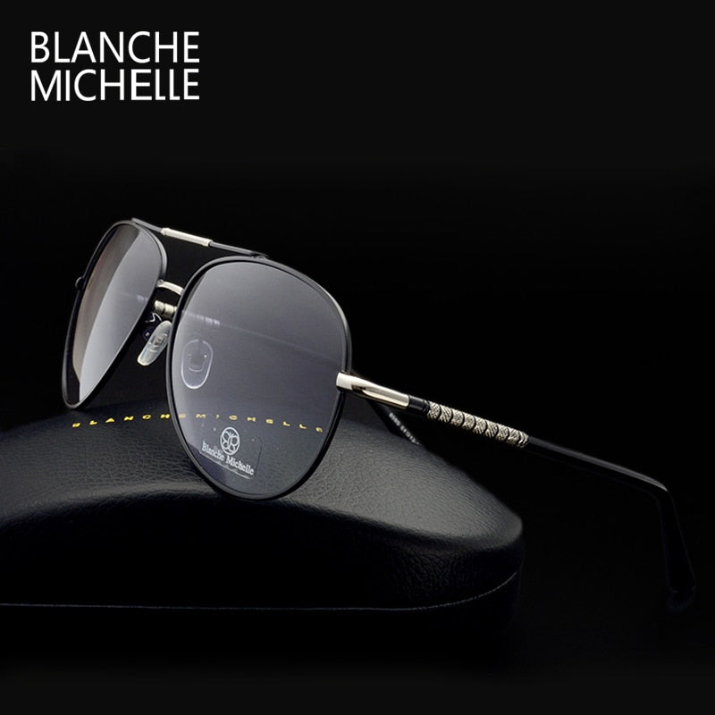 Luxury Gradient Polarized Sunglasses