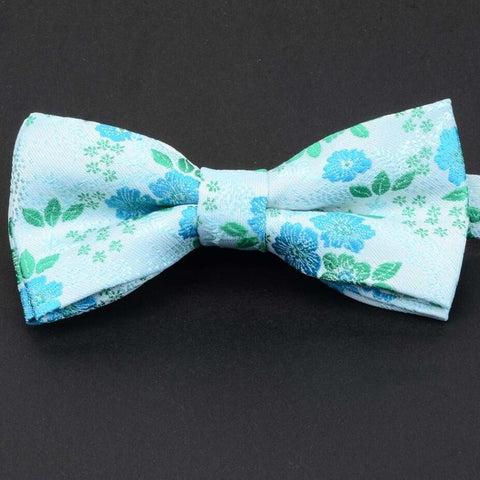 Floral Bow Tie