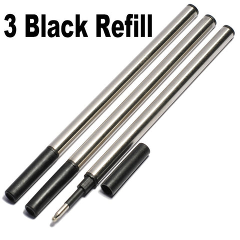 Pattern Pens Metal Roller Ball Pen