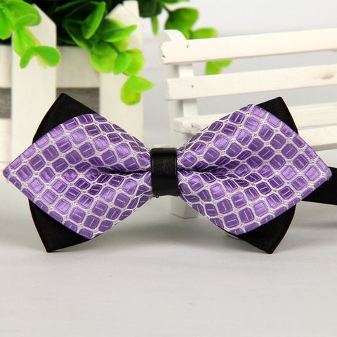 Jacquard Silk Luxury Bowties