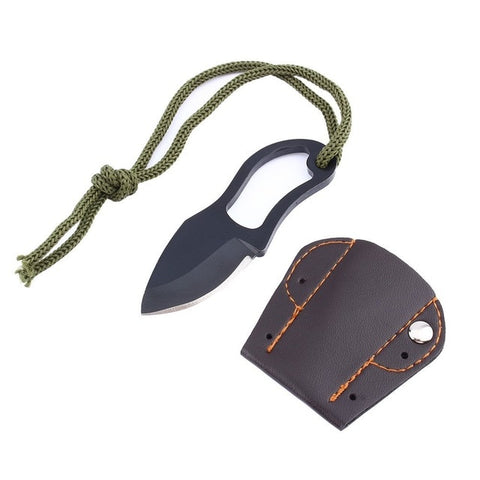 Outdoor Box Blade Pocketknife