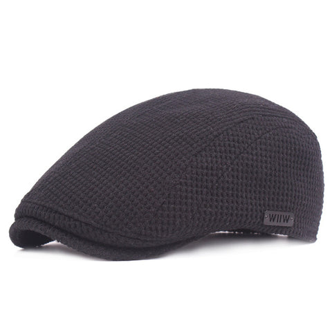 Gatsby Newsboy Cotton Beret Cabbie Cap