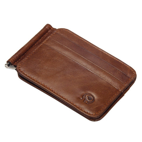 Vintage Cow Leather Wallet