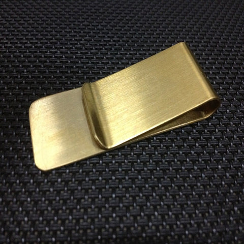 Stainless Steel Metal Money Clip