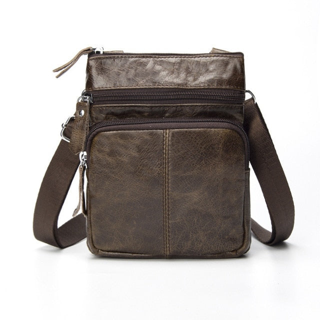 Luxury Messenger Bag