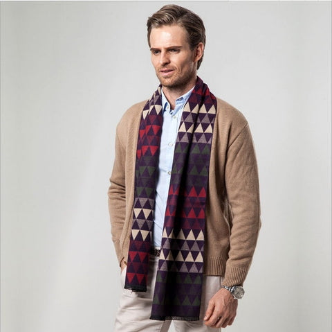 Business Casual Wool Scarves