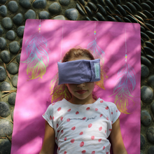 Load image into Gallery viewer, MiniYOGI Eye Pillow - Purple