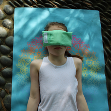 Load image into Gallery viewer, MiniYOGI Eye Pillow - Green (out of stock)