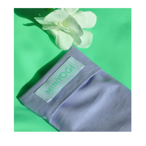 MiniYOGI Eye Pillow - Purple
