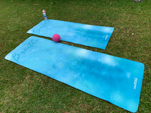 Load image into Gallery viewer, mum and kid matching yoga mats pack of 2